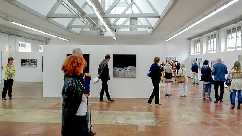 Vernissage der Ausstellung «Reality<sup>2 </sup>. Vom Fantastischen zum Hyperrealismus in der Malerei»