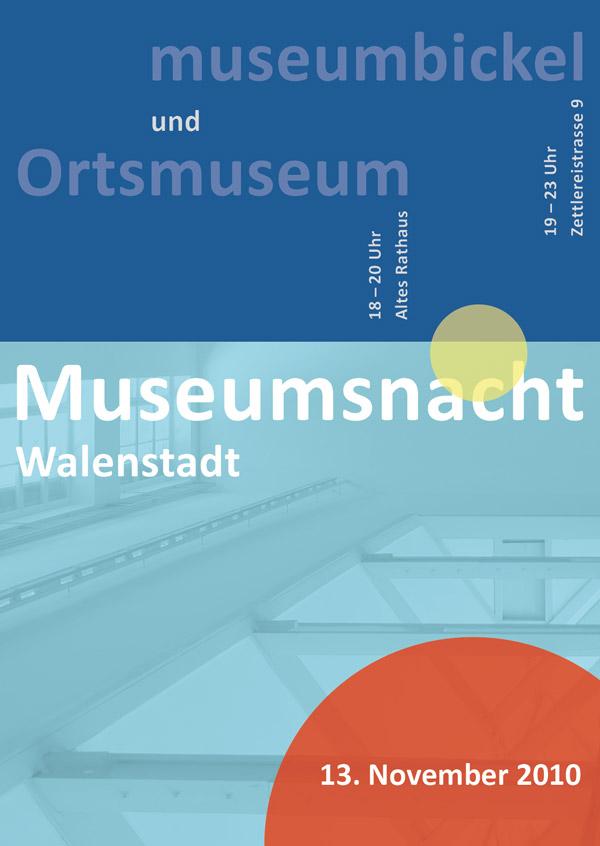 Museumsnacht in Walenstadt