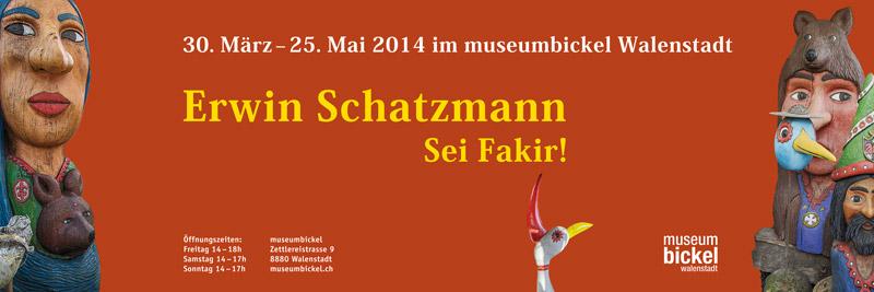 Erwin Schatzmann – Sei Fakir!