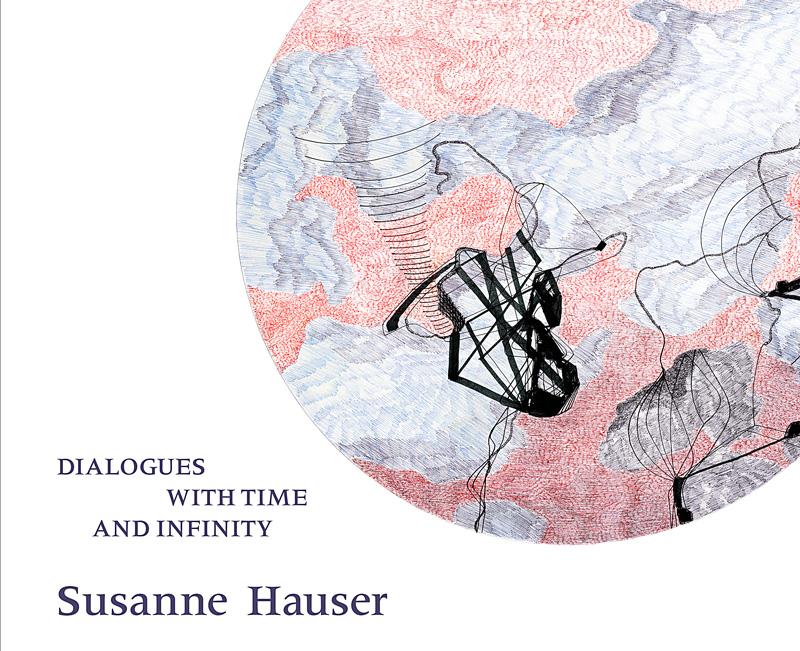 Publikation Susanne Hauser. Hardcover, 144 Seiten, mit einem Text von Judith Annaheim, deutsch / englisch