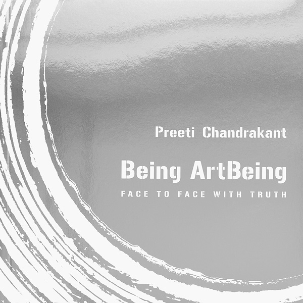 Publikation Being ArtBeing – FACE TO FACE WITH TRUTH