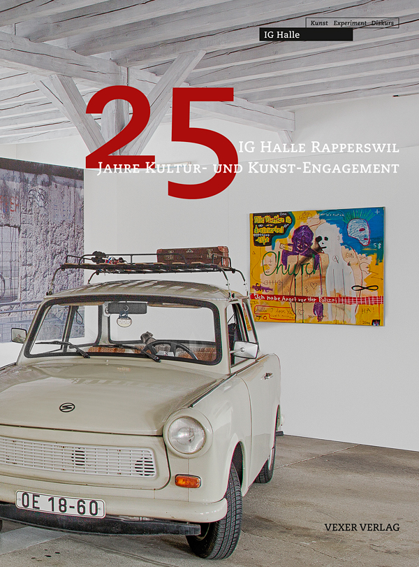 25 Year Anniversary IG Halle Rapperswil